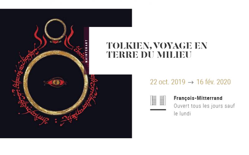 tolkien bnf expo
