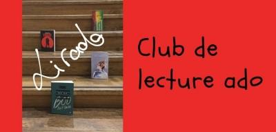 club lecture Vincennes romans ados