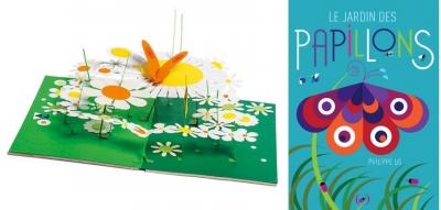 papillon albums jeunesse jeux de doigts