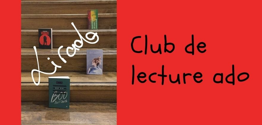 club lecture Vincennes romans ados
