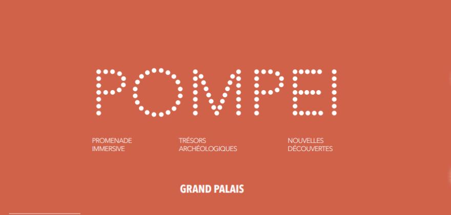 exposition pompei grand palais